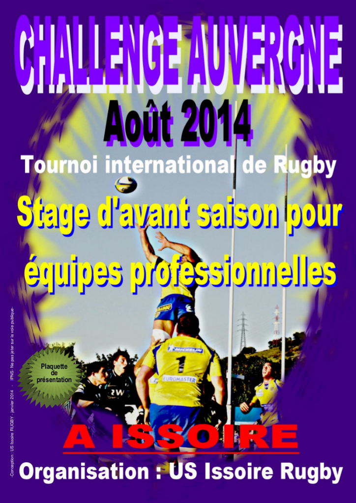 Brochure CHA 2014.1 06012014