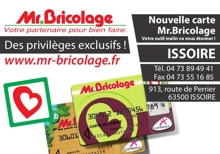 logo Mr Bricolage