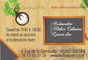 logo Les 6 saisons