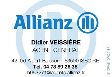 logo Allianz Didier Veissiere