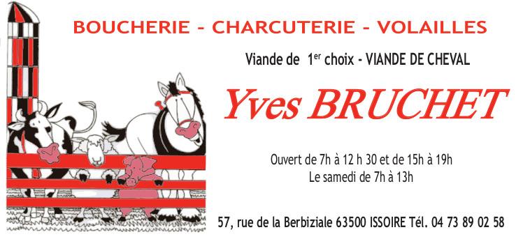 logo Boucherie Yves Bruchet