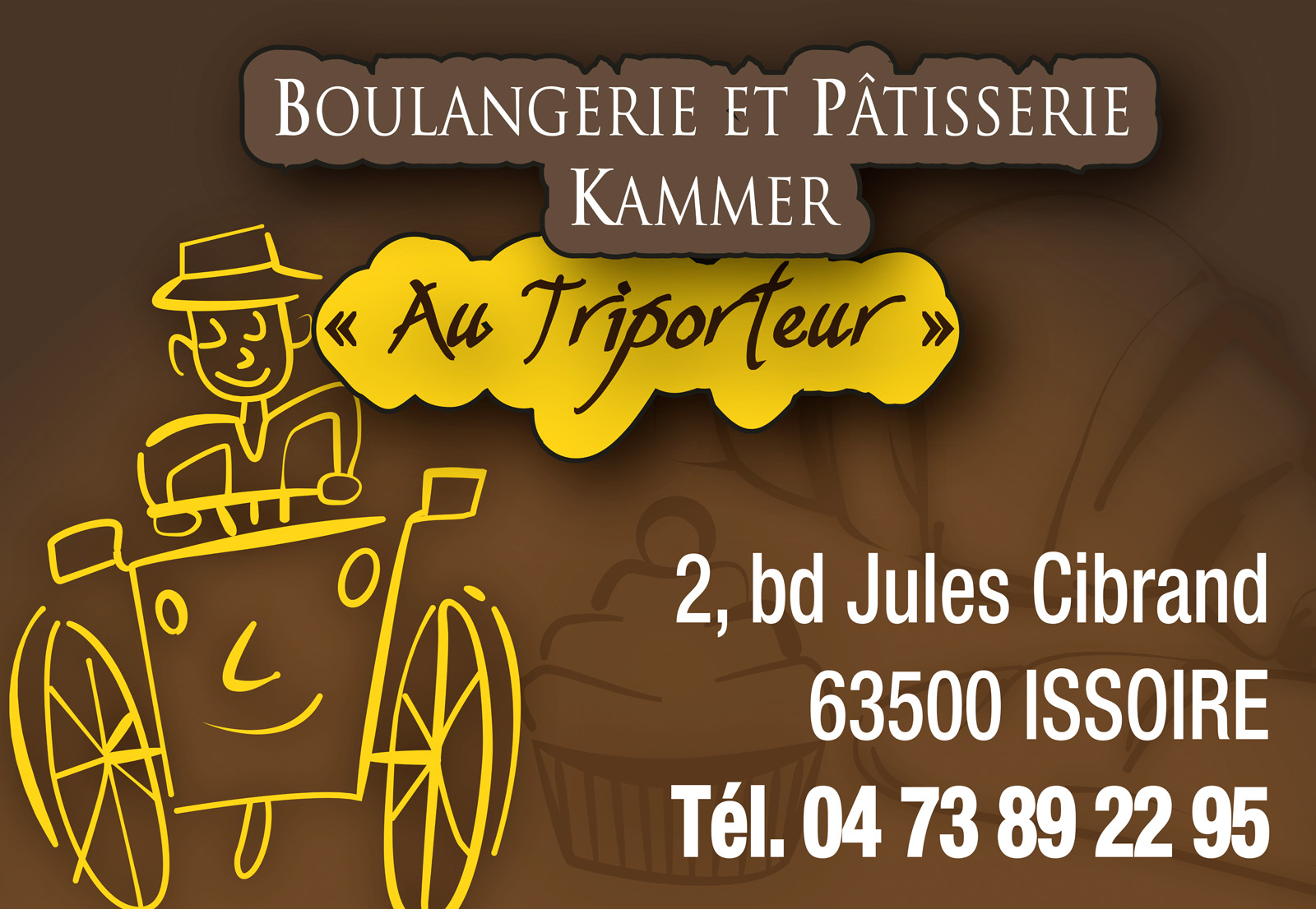 logo Boulangerie Patisserie Kammer