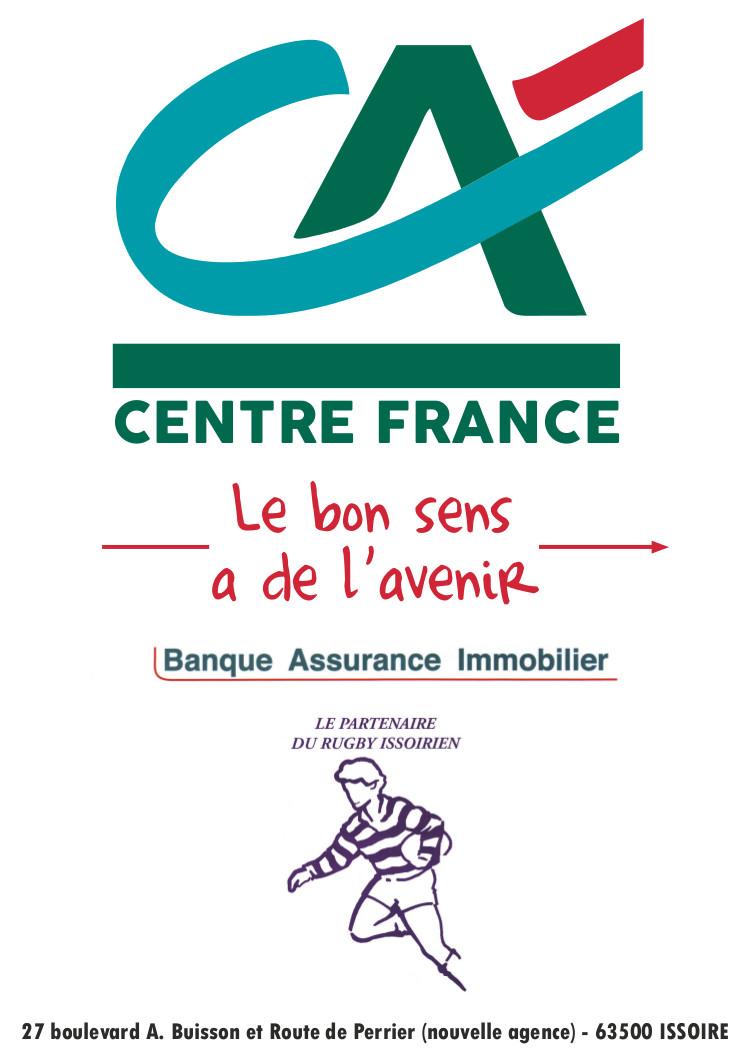 logo Crédit Agricole Centre France