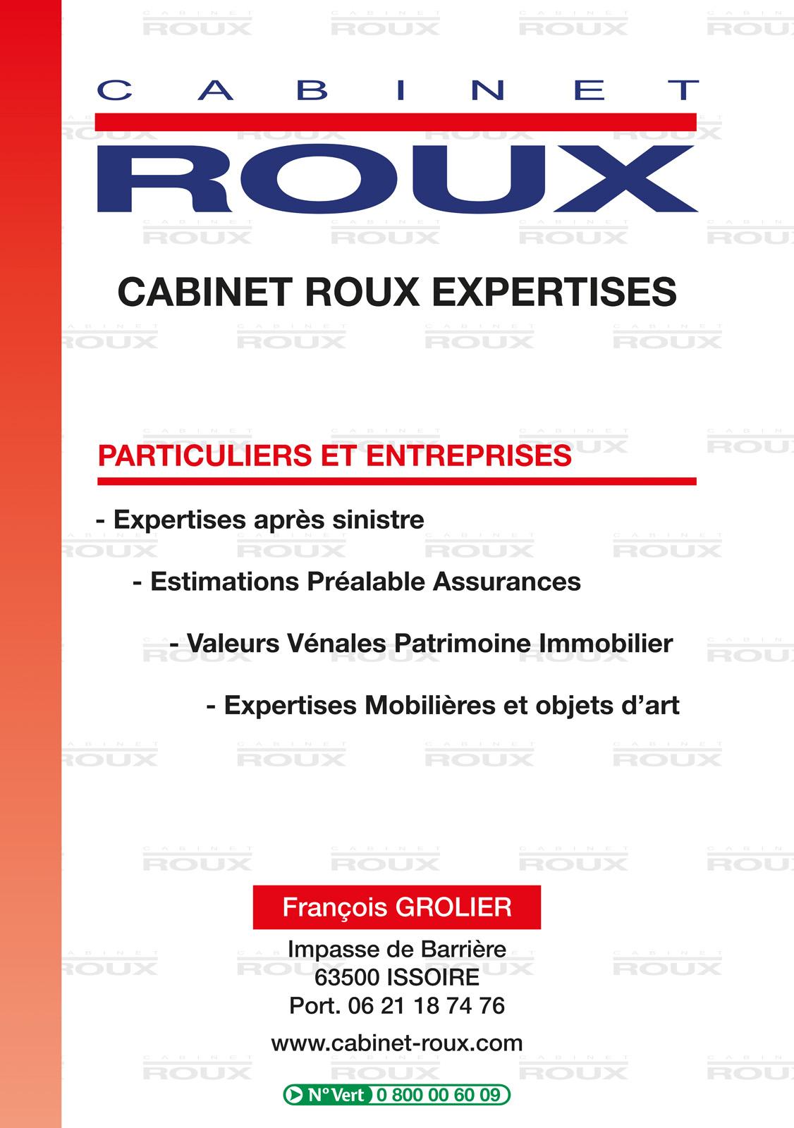 logo Cabinet Roux