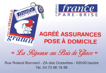 logo France Pare Brise