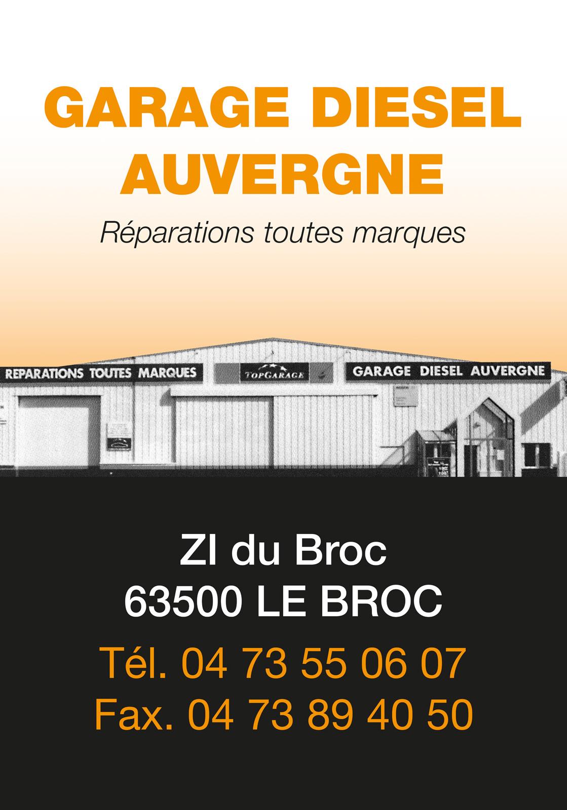 logo Garage Diesel Auvergne