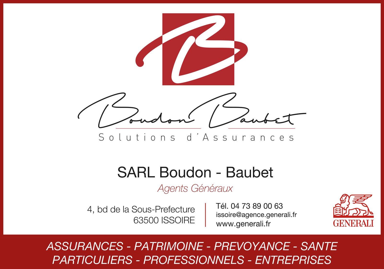 logo Générali - Boudon-Baubet