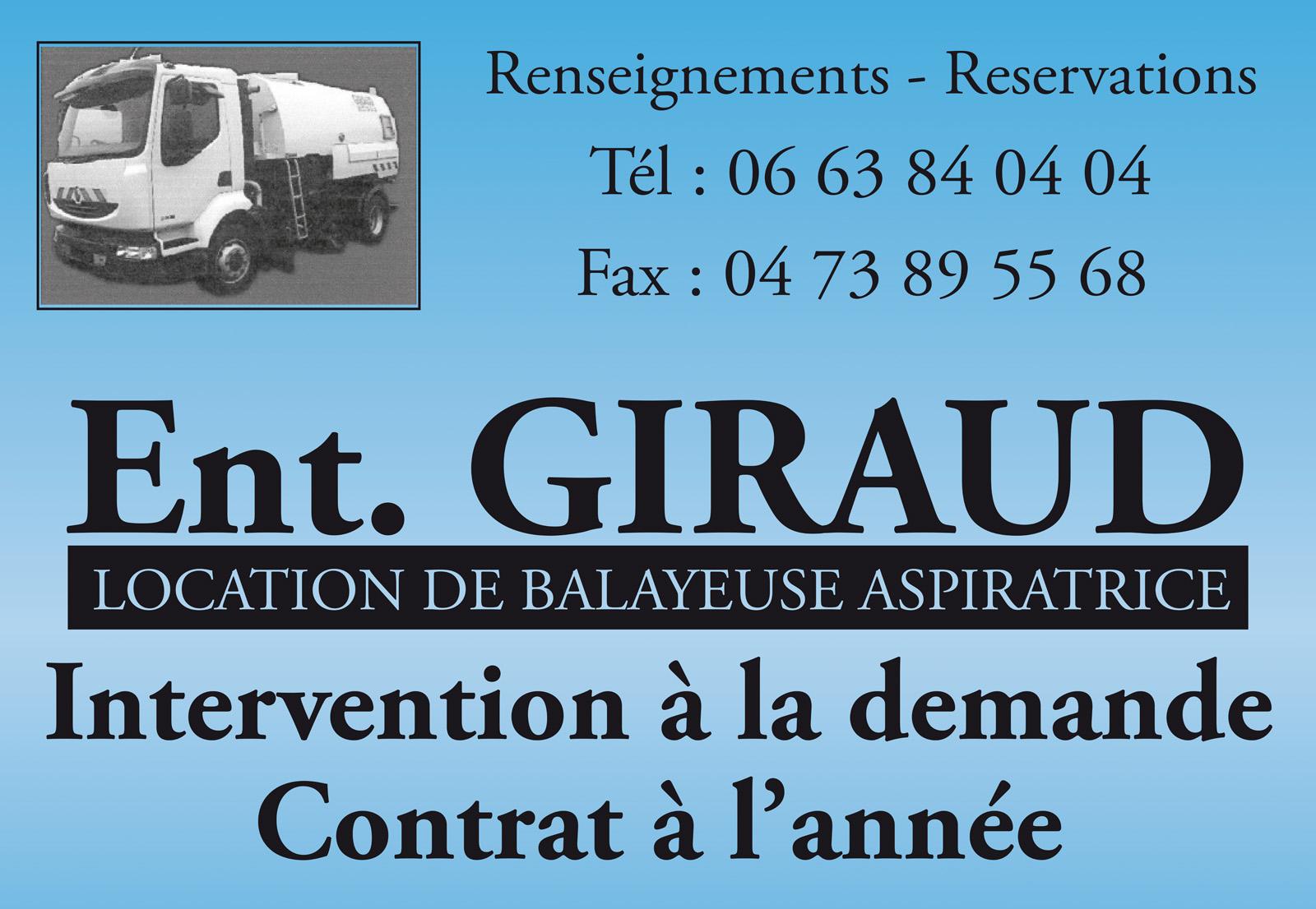 logo Ets Giraud Fabrice