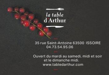 logo La table d