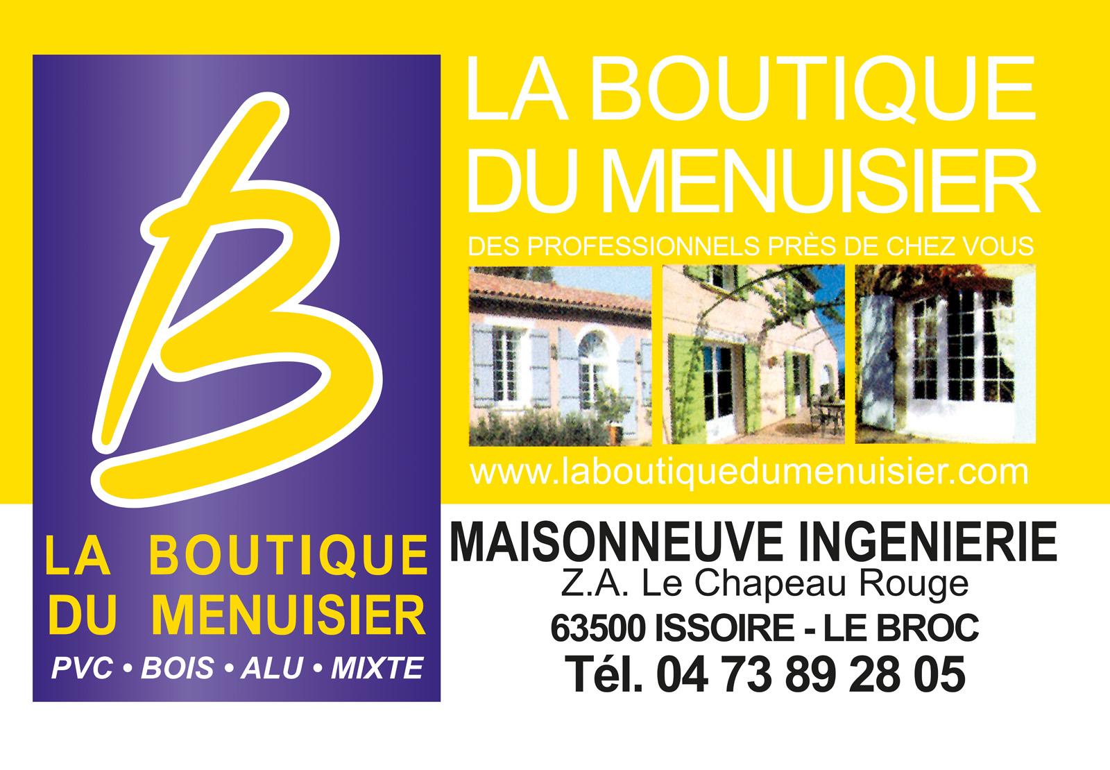 logo Maisonneuve - La Boutique du Menuisier