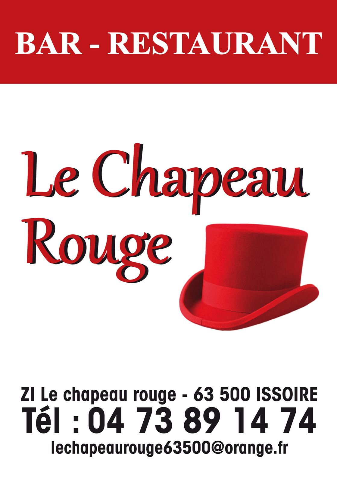logo Le Chapeau Rouge
