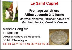 logo Le Saint Capret