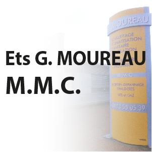 logo Ets G. Moureau et MMC