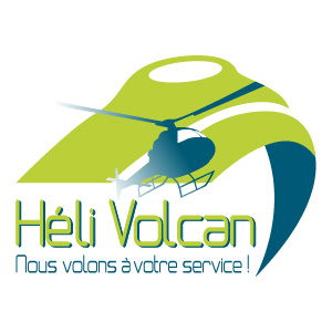 logo Heli Volcan