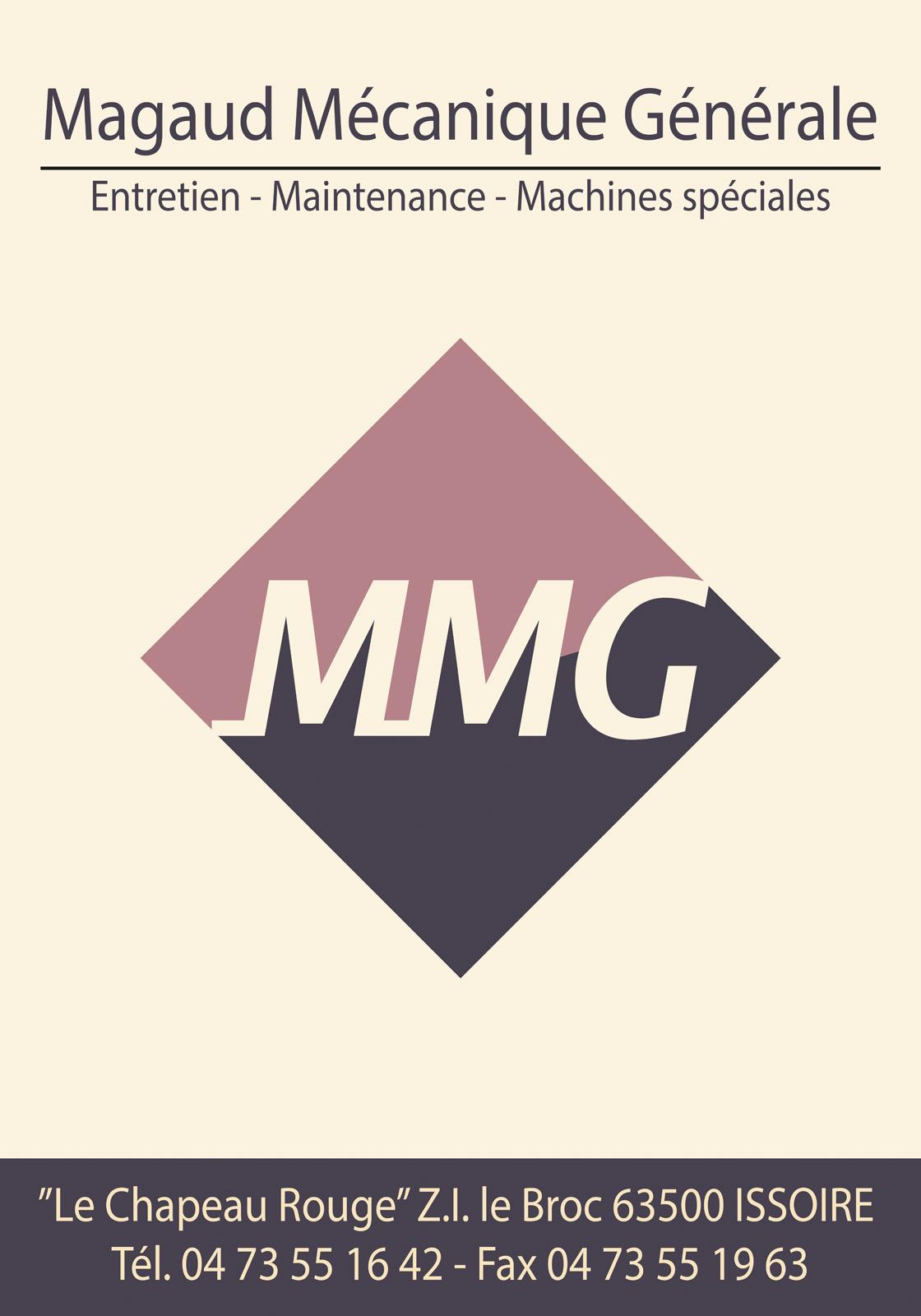 logo Magaud Mécanique Générale