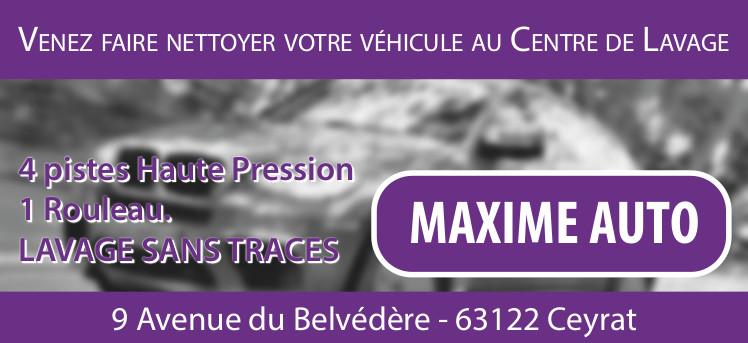 logo Maxime Auto