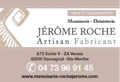 logo Jêrome Roche Artisan Fabricant