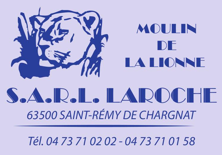 logo Moulin de la Lionne