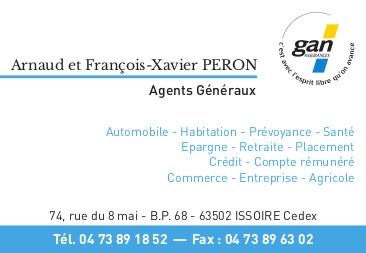 logo Gan Arnaud Peron Agent Général