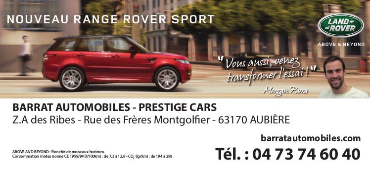 logo Prestige Cars - Barrat Automobiles