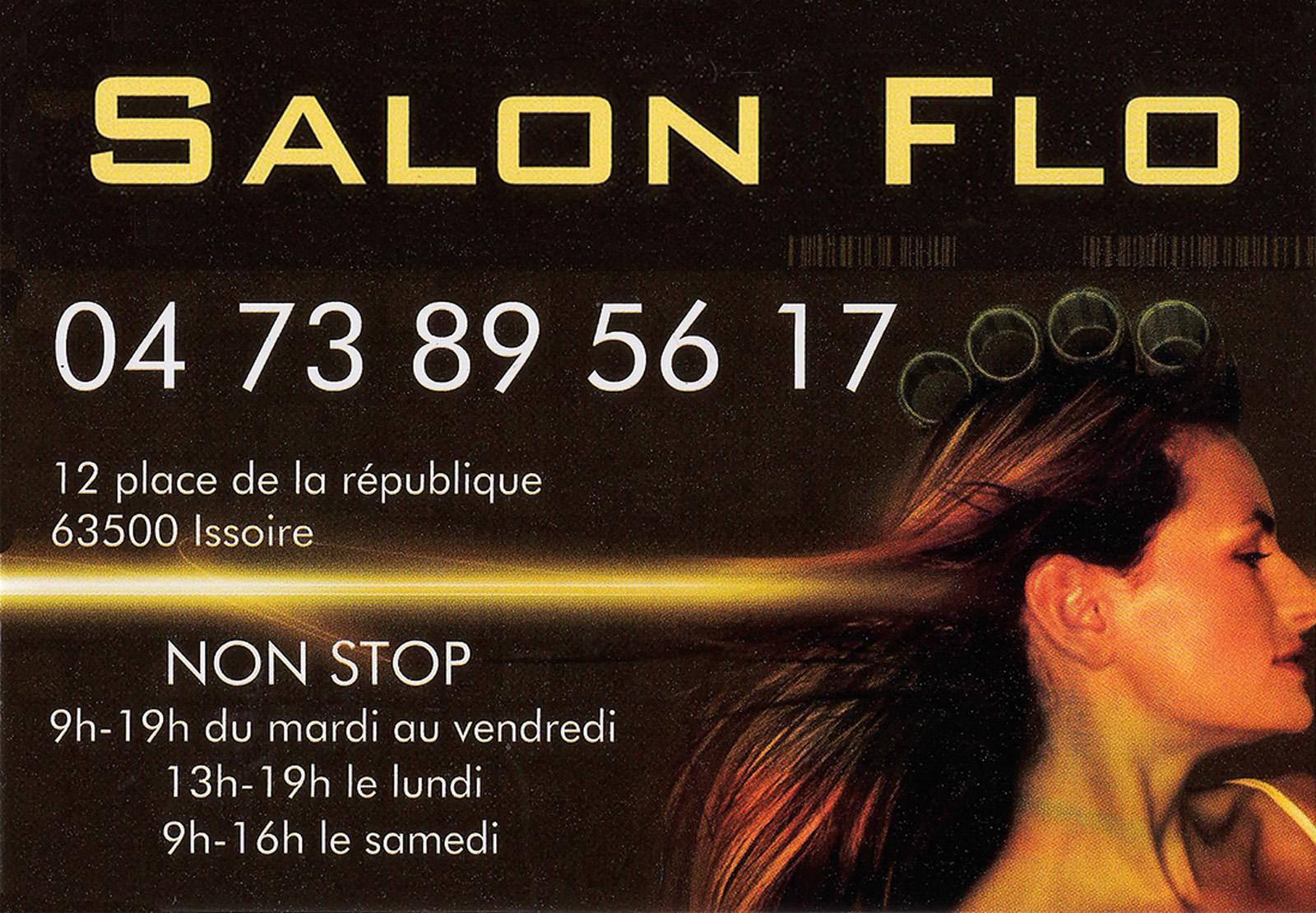 logo Salon Flo Coiffure