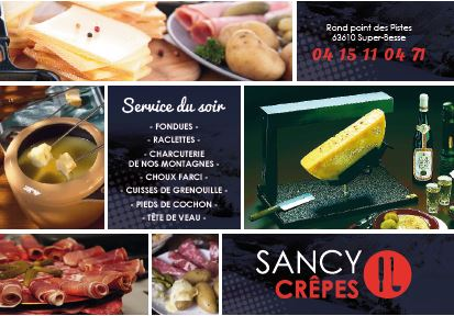 logo Sancy Crêpes
