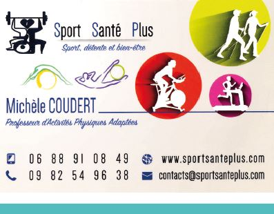 logo Sport Santé Plus
