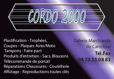 logo Cordo 2000