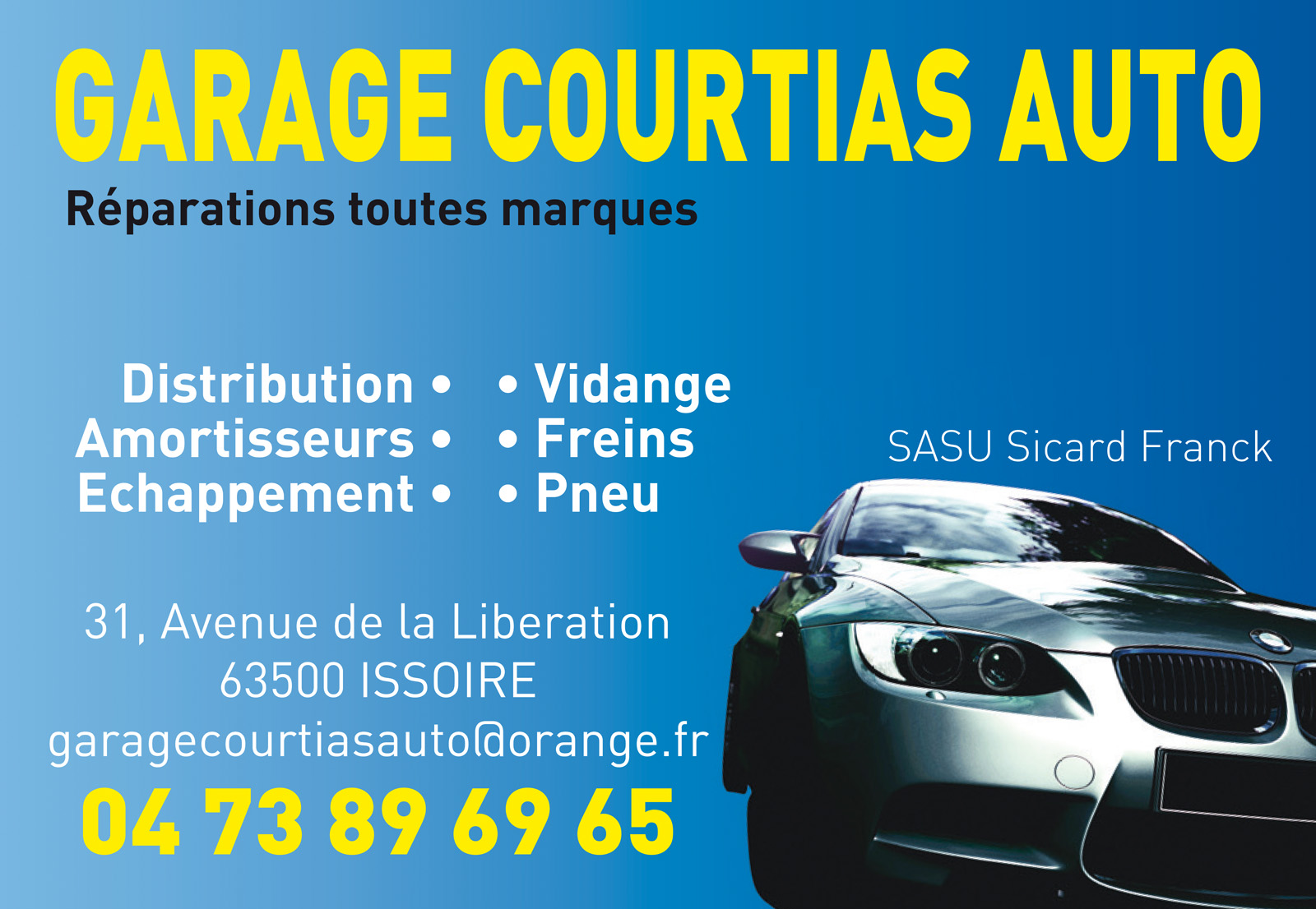 logo Garage Courtias