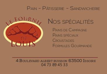 logo Le Fournil de Louis