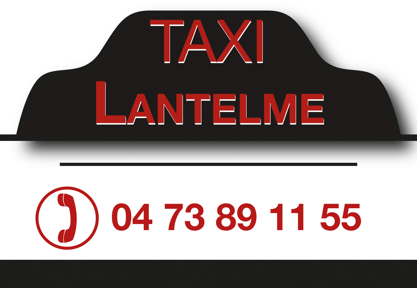 logo Taxi Lantelme