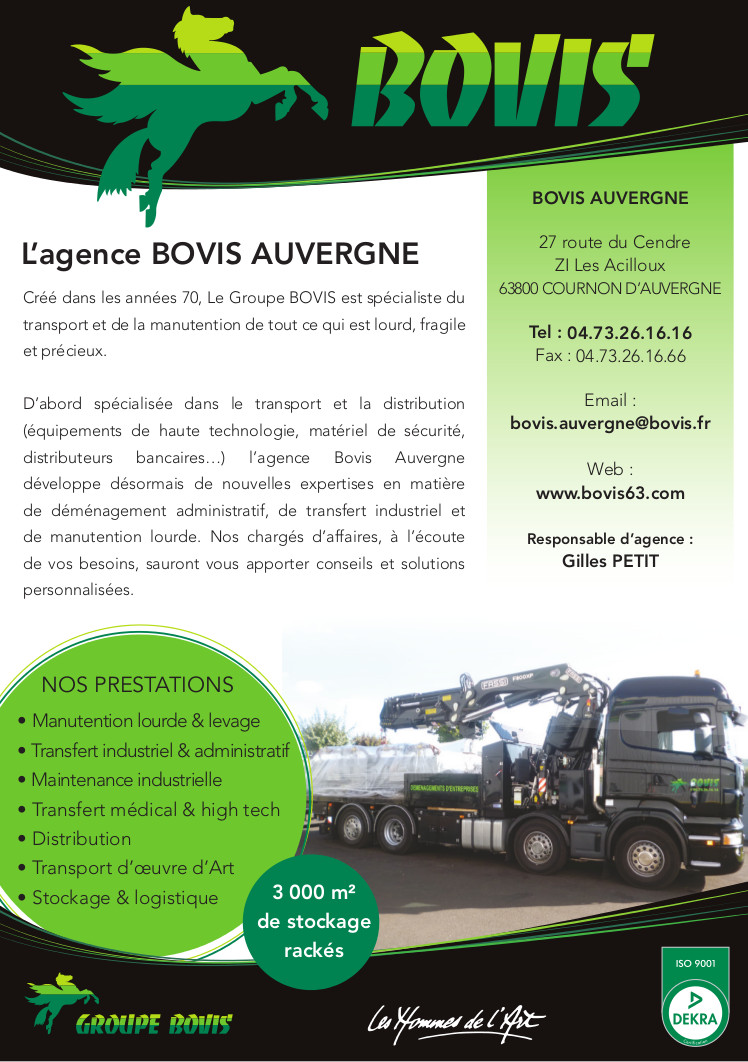 logo Bovis Auvergne