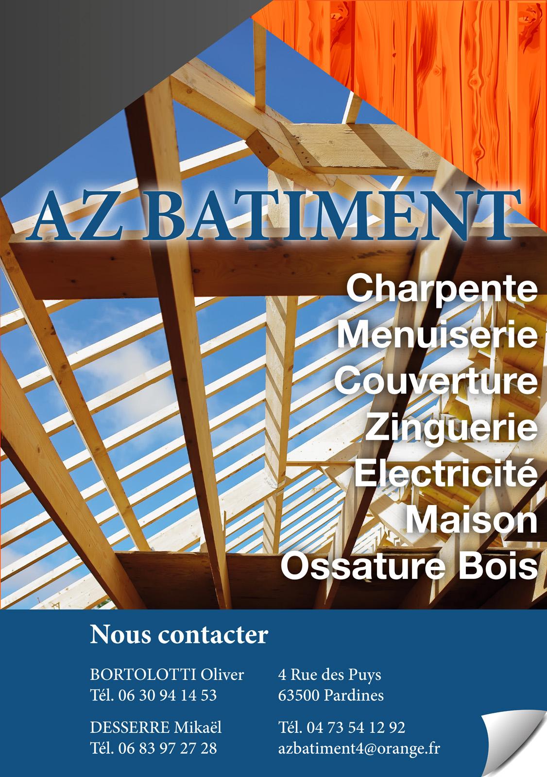 logo AZ Batiments