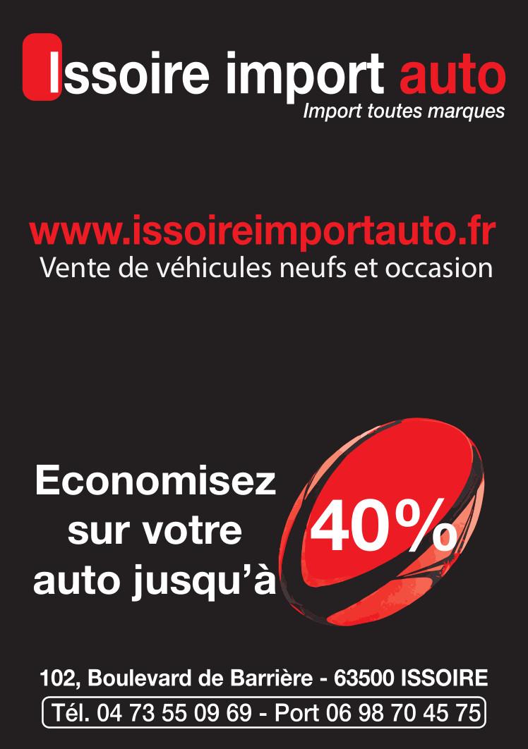 logo Issoire Import Auto