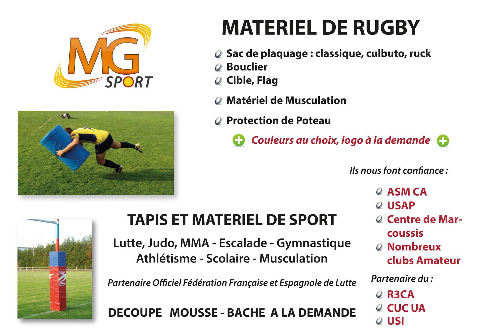 logo MG Sport - Modugame