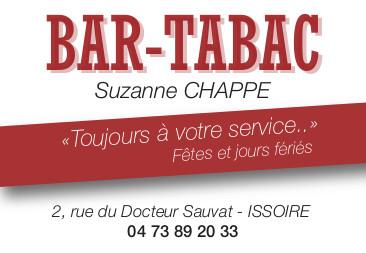 logo Bar Tabac  CHAPE