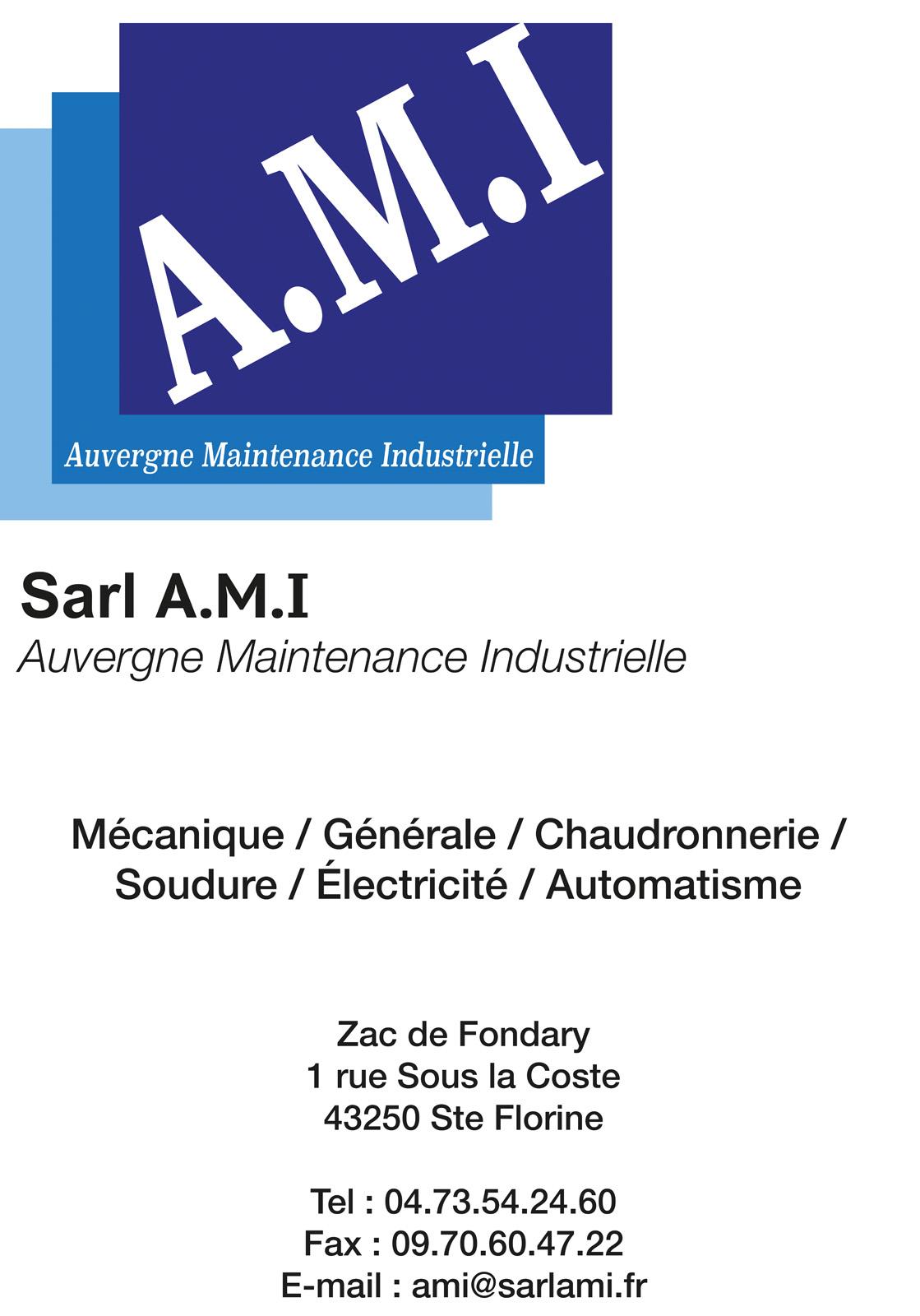 logo Auvergne Maintenance Industrielle