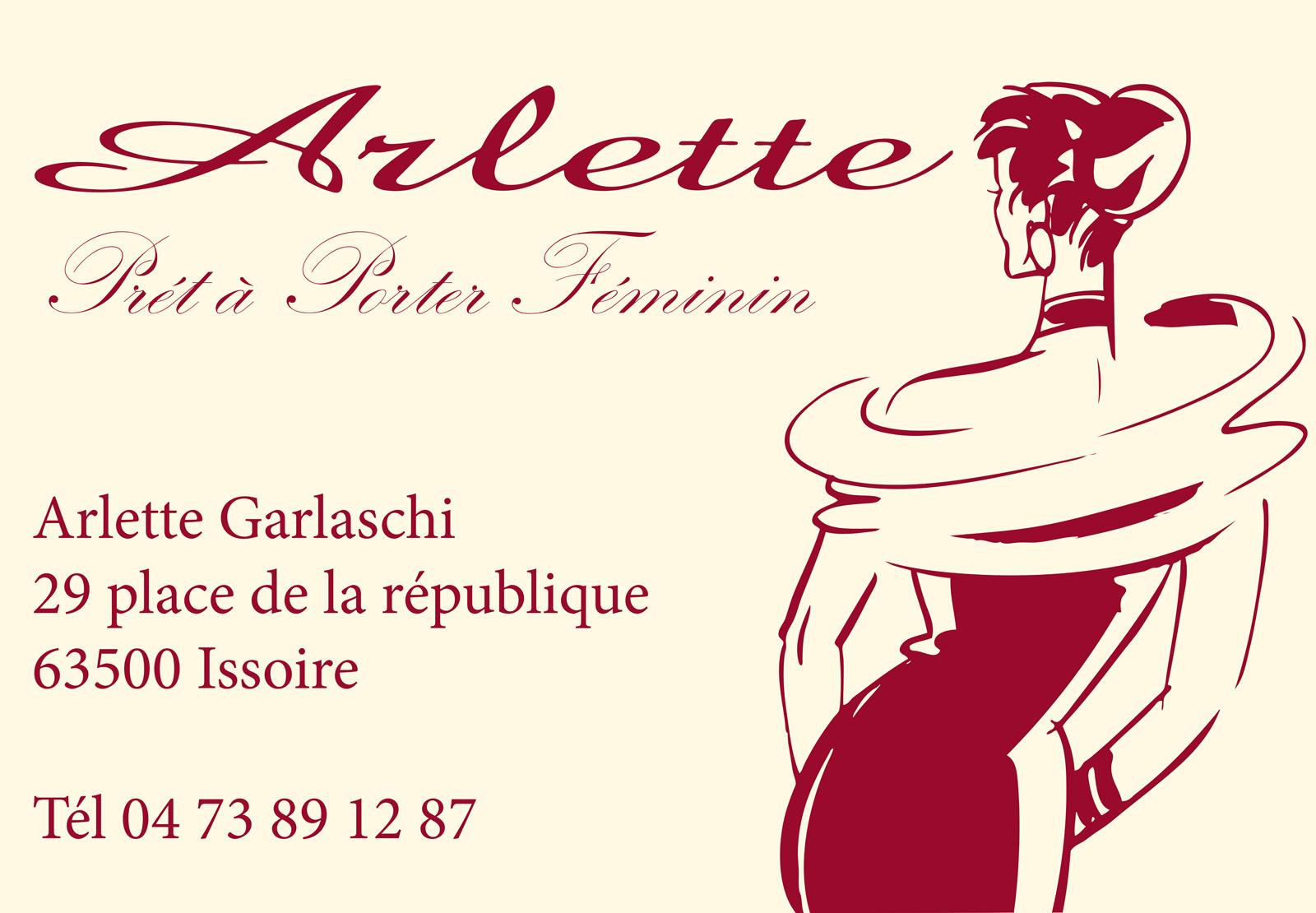 logo Arlette Vêtements