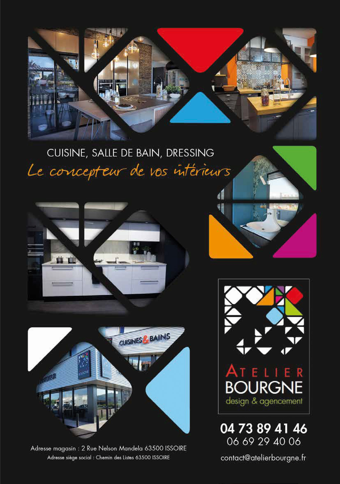 logo Bourgne Agencement