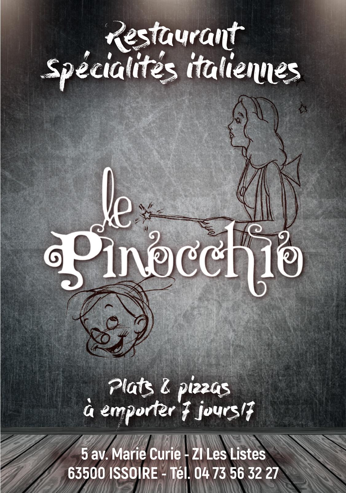 logo Le Pinnocchio
