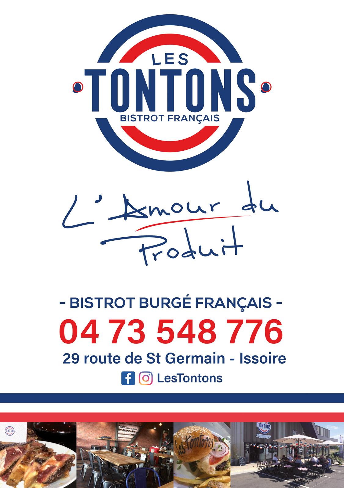 logo Les Tontons