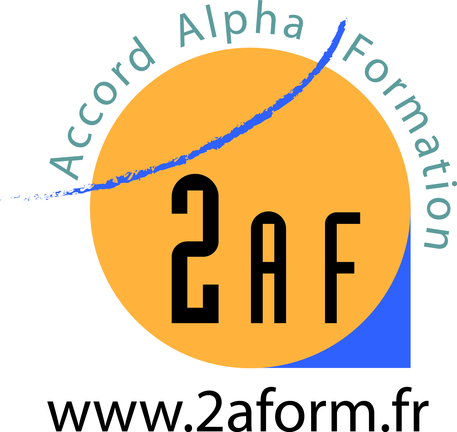 logo 2AF - Accord Alpha Formation