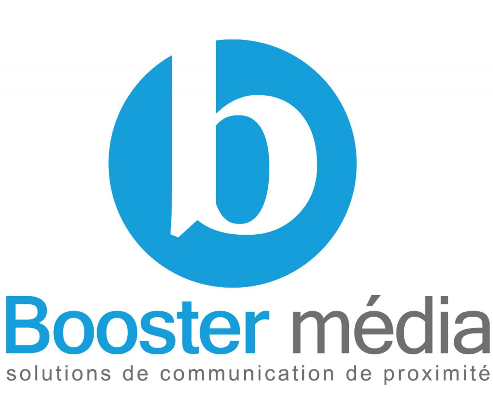 logo Booster Média